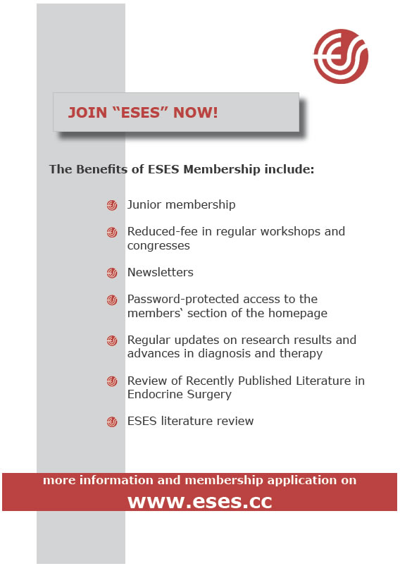 "JOIN ""ESES"" NOW!"